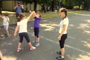 Antrenament Ju-Jitsu gratuit