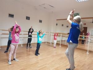 aerobic dance 3